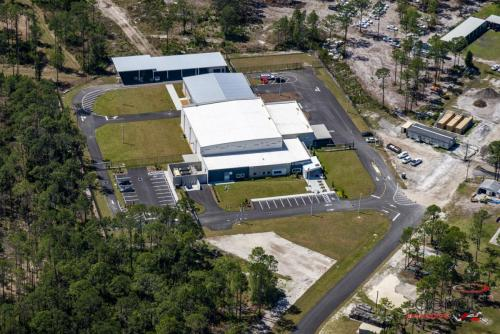 Volusia Co. Sheriff's Office Evidence Facility
